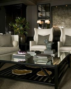 Glam Rooms by John Jacob Interiors