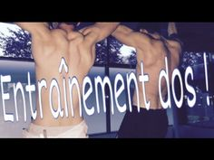DOS PROGRAMME ! MUSCULATION !