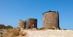 Hike to Manara Windmills Karabag Turgutreis Bodrum Turkey