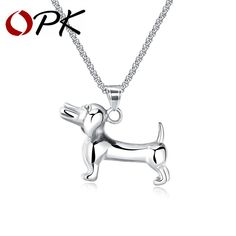 Doggy Pendant Necklaces For Men Creative Dachshundstainlessteel 3 Colors Box Lain Chain Male Jewelry Gift Emerald Jewelry, Turquoise Jewelry, Silver Jewelry, Silver Earrings, Stud Earrings, Necklace Types, Men Necklace, Pendant Necklace, Bracelet Men
