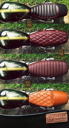 Top quality custom seats for Triumph Classic line-up - See more at: http://www.omegaracer.com/parts_store/prod_3529685-Triumph-Classic-Custom-Seat-KawlamTad.html#sthash.YEIwQpIO.dpuf
