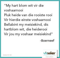 afrikaanse gedigte - Yahoo Search Results Image Search Results Sign Quotes, Qoutes, I Am An African, Afrikaanse Quotes, Beautiful Words, Verses, Poems, How To Memorize Things, Language