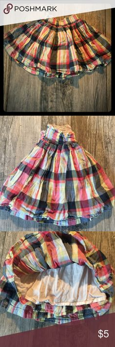 Girls Size 8 Skirt. Cute little skirt! No Rips or Stains. Great used condition. This is a size 8 but I feel it fits like a large 6 or small 7 Mudd Dresses Casual