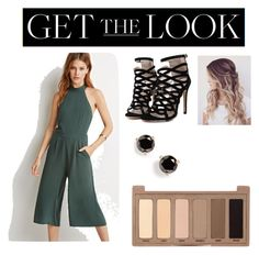 """""""Get the look"""" by erinansleygreer ❤ liked on Polyvore featuring Love 21, Kate Spade and Urban Decay"""