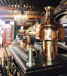 Bancone Birreria Pub a Mercatino a Darfo