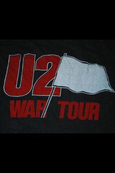 U2 1983 WAR album-still my favorite album.
