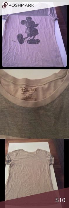 Disney tshirt XXL-Buy 1 listing get 1 free Gently worn with tons of wear left in it. Disney Tops Tees - Short Sleeve