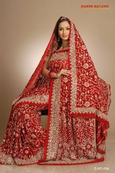 Red-Georgette-Bridal-Saree.jpg 319×480 pixels