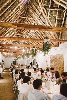 A Wedding at Babylonstoren
