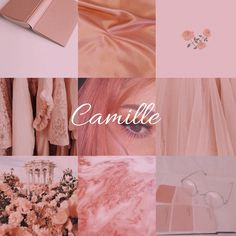 Camille // name aesthetic