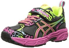 amazing ASICS Pre Turbo PS Running Shoe (Toddler/Little Kid)