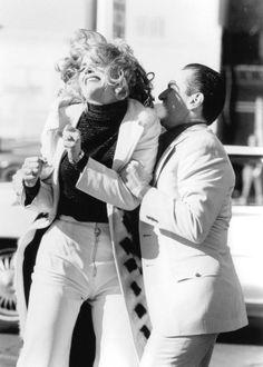 Robert De Niro and Sharon Stone in Casino