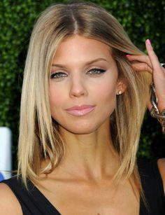 Medium Hairstyles For Thin Hair - Beautiful Hairstyle