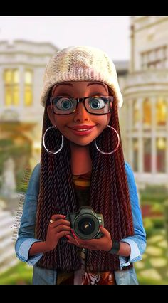 Just looking at this picture and imagining a black girl animated movie. Would be… Just looking at this picture and imagining a black girl animated movie. Would be so cool to see some animated movies with black girls who look… Continue Reading → Black Girl Cartoon, Black Girl Art, Black Women Art, Black Girls Rock, Black Girl Magic, Art Girl, Black Girls Drawing, Pretty Black Girls, African American Art