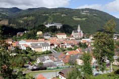 Murau - Alpine town in Austria All Over The World, Austria, Cool Photos, Mountain, The Incredibles, Mansions, House Styles, Travel, Viajes