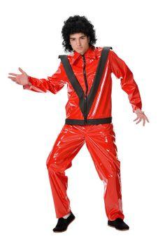Disfraz #Michael Jackson
