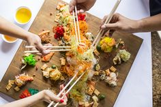 Chinese New Year | Photo Credit: Hotel Jen Tanglin Singapore