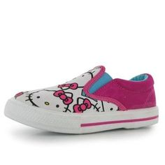 Hello Milcsi! Keds, Trainers, Hello Kitty, Slip On, Canvas, Sneakers, Shoes, Fashion, Tennis