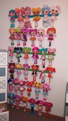 Great way to collect the Lalaloopsy's