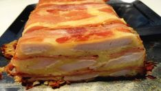 Hungarian Cuisine, Hungarian Recipes, Meat Recipes, Cooking Recipes, Cold Dishes, Good Food, Yummy Food, Delish, Food And Drink