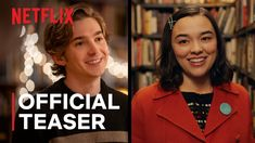 DASH & LILY [TRAILER] Netflix Romantic Comedy Series | Coming to Netflix: November 10, 2020 • #Netflix #RomanticComedies #RomComs #RomCom #Movies Netflix November, October, Ghost Rider 4, Shows Coming To Netflix, Netflix Trailers, Melissa & Joey, Famous In Love, Finding Carter, Comedy Series
