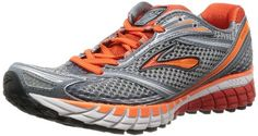 Brooks Men's Ghost 6 Running Shoes, Color: Pavement/Slvr/Orange.com, Size: 9.5 Brooks http://www.amazon.com/dp/B00D4IFERY/ref=cm_sw_r_pi_dp_ecaJub1K5N7T3