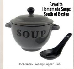 Favorite Homemade Soup South of Boston Hockomock Swamp, Supper Club, Homemade Soup, Soups, Boston, Restaurant, Places, Diner Restaurant, Soup