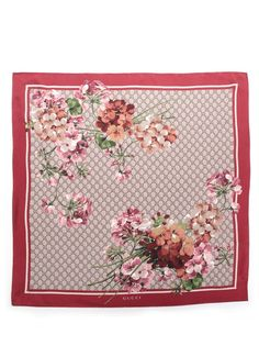 822bb369201 31 Best Gucci scarf images