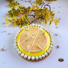 Bonjour à tous, Voici une tarte aux saveurs acidulées qui ensoleillera vos papilles!!! Recette pour un cercle inox de 20 cm. Réalisée...