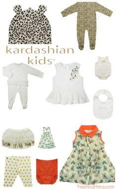 Kardashian Kids Debuts at Babies 'R Us