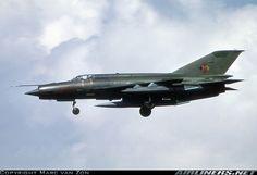 MiG-21M - East German Air Force