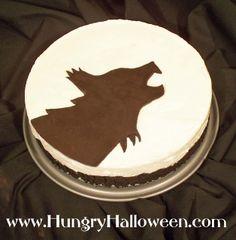 Hungry Happenings: Howlin' at the Moon No-Bake Cheesecake