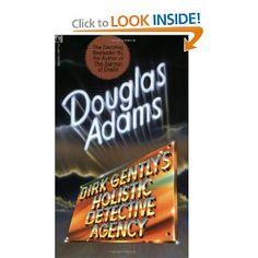 Dirk Gently's Holistic Detective Agency (Gently book 1) by Douglas Adams