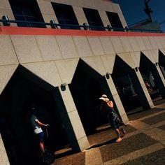 'Windy Geometry' Tel Aviv Israel July 2015 #VSCOcam #iphoneonly