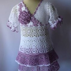 Summer Dress for Little Girls