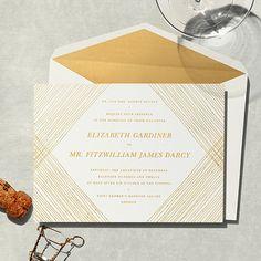 Quill I - Medium Gold - Paperless Post