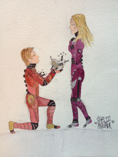 If Robots Could Love by Amelia Maurer