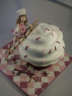 cupcake chef by ♥Dot Klerck....♥, via Flickr