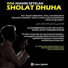 """Media Dakwah di Instagram """"Semoga bisa diamalkan selepas sholat dhuha. . . . Tag & share jika postingan ini bermanfaat 👌  @islam_update #islamupdate #islaminfo…"""""""
