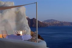 Tour Mystique, a Luxury Collection Hotel, Santorini with our photo gallery. Our Santorini hotel photos will show you accommodations, public spaces & more. Santorini Hotels, Santorini Greece, Mykonos, Luxury Collection Hotels, Villa, Most Romantic Places, Beautiful Places, Romantic Destinations, Travel Destinations