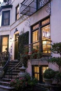 Most beautiful brownstone ever!!