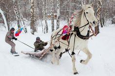 #PLAYRUSSIAN Занимайся спортом по Сибирски!