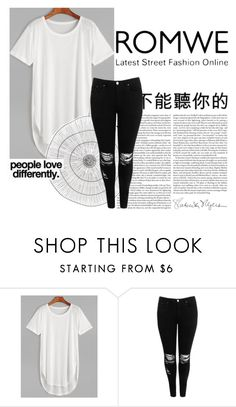 """yay"" by ukrstenica123 ❤ liked on Polyvore featuring Boohoo, Cyan Design and Kenzie"