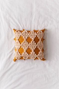 Shop Eden Tufted Throw Pillow at Urban Outfitters today. We carry all the latest styles, colors and brands for you to choose from right here. Bolster Pillow, Throw Pillows, Urban Outfitters, Home Decor Bedroom, Bedroom Ideas, Design Bedroom, Girls Bedroom, Master Bedroom, Bedrooms