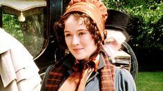 Jennifer Ehle, Elizabeth Bennet - Pride and Prejudice directed by Simon Langton (TV Mini-Series, BBC, 1995) #janeausten