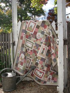 Hatched and Patched: Some projects from The Simple Life Patchwork Quilt, Applique Quilts, Quilt Block Patterns, Quilt Blocks, Hatch Patch, Annie Downs, Interchangeable Knitting Needles, Knitting Needle Sets, Country Quilts