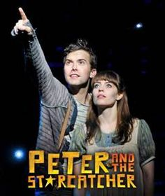 Peter and the Starcatcher at Harris Center 2014.  Enjoyed it!