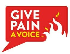 www.givepainavoice.org   #spoonie #chronicpain #ourjourney #crps #pain #invisibleillness #painsomnia #dontpunishpain #chronicillness #GivePainAVoice  www.facebook.com/crpsjourneys  Sharing is Caring