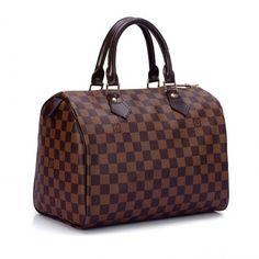 Sac Louis Vuitton Toile Damier Speedy 25 LV N41532  168 Achats En Ligne,  Sac Pochette 20b31c27f48