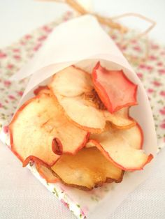 Apple and Pear Chips